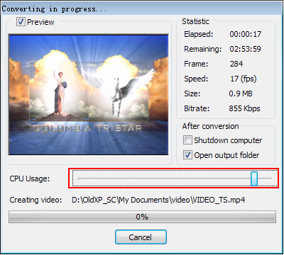 Free ipod video converter new feature 2